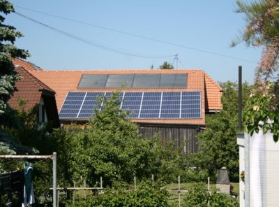 11 kWh Sonnenspeicher in Sutz (BE)