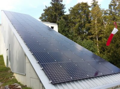 24.75 kWp in St. Imier (BE)