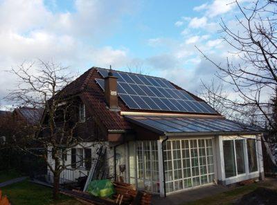 3.493 kWp in Lohn- Ammannsegg (SO)