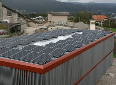 23.49 kWp in Sutz (BE)