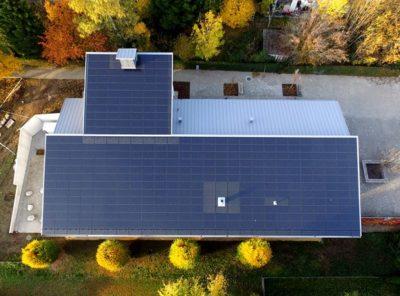 65.635 kWp in Pieterlen (BE)