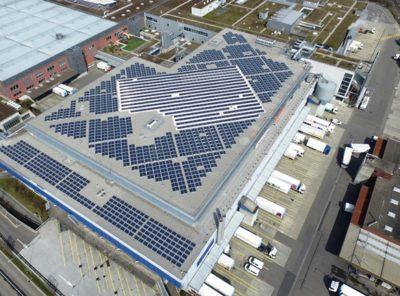 684.11 kWp in Schönbühl (BE)