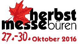 Herbstmesse Büren  27. – 30. Oktober 2016